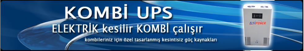 Kombi UPS